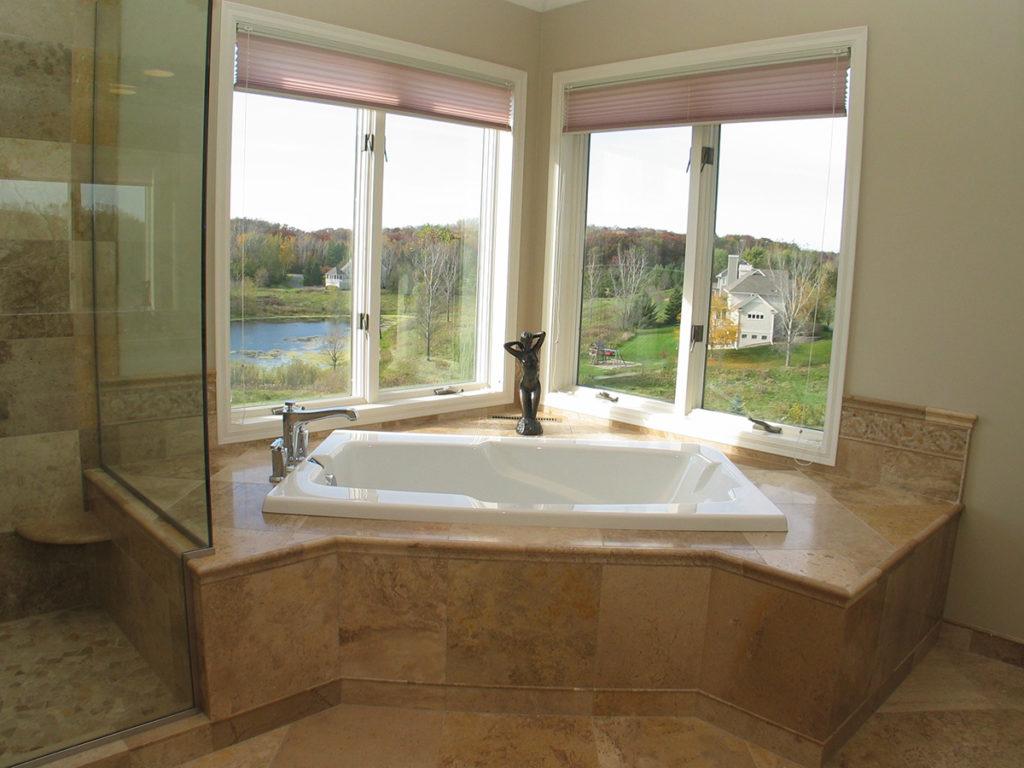 West Lakeland Master Bath